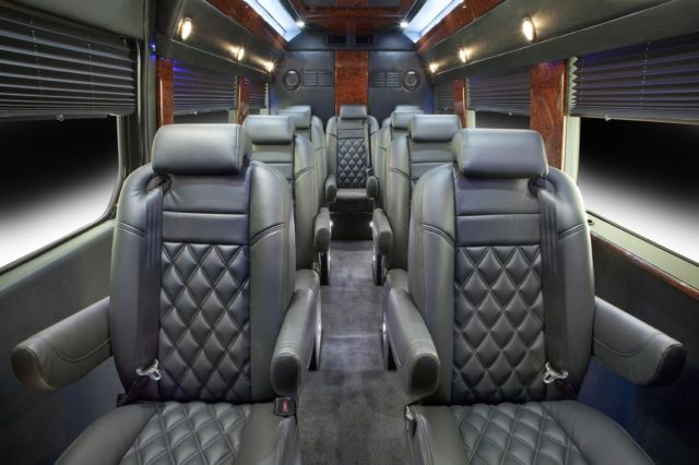 Sprinter Limousine Limo Service Executive Ground