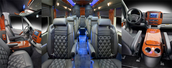 Sprinter Limousines Are Making Stretch Limo Rentals A
